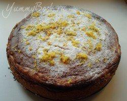 Лимонный чизкейк с маком - шаг 6