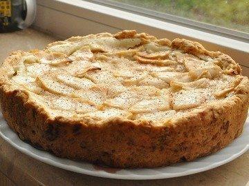 Яблочный пирог Цветаевский