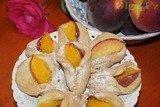 Польское печенье с фруктами