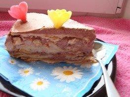 """Торт """"Воздушные небеса"""""""