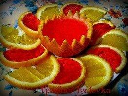 """""""Малиновые"""" апельсины"""