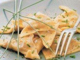 Манты в сковороде