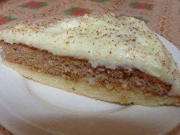 Лимонный торт для мужчин