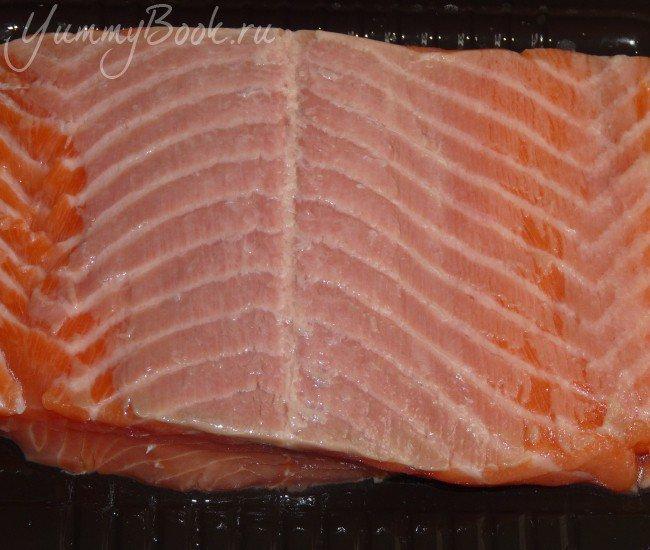 Апельсиновая рыба с чесноком - шаг 1