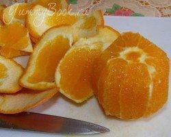 Апельсиновая рыба с чесноком - шаг 3