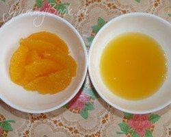 Апельсиновая рыба с чесноком - шаг 4