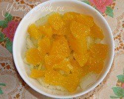 Апельсиновая рыба с чесноком - шаг 7