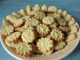 Песочное печенье на майонезе