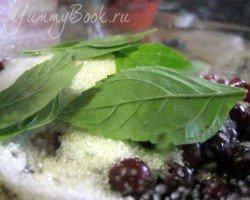 Клюквенно-брусничный морс, пошаговый рецепт с фото