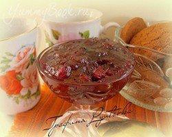 Варенье брусничное – кулинарный рецепт