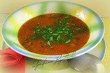 Суп харчо с рисом