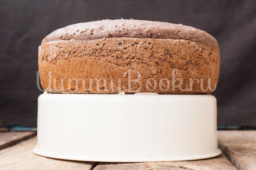 Торт «Пьяная вишня» - шаг 7