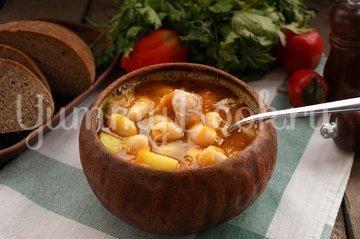Суп с фасолью - шаг 7