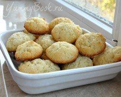 Кокосовое печенье - шаг 6