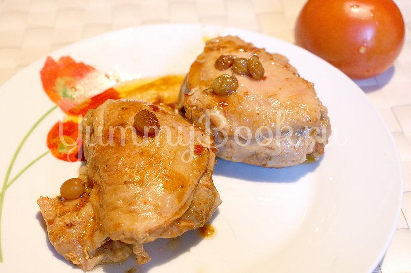 Курица в пряном соусе в мультиварке - шаг 5