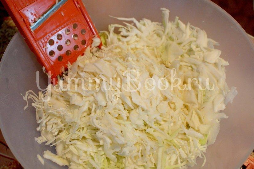 Маринованная капуста быстрого приготовления - шаг 1