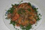 Шашлычки из говяжьей печенки, пошаговый рецепт с фото