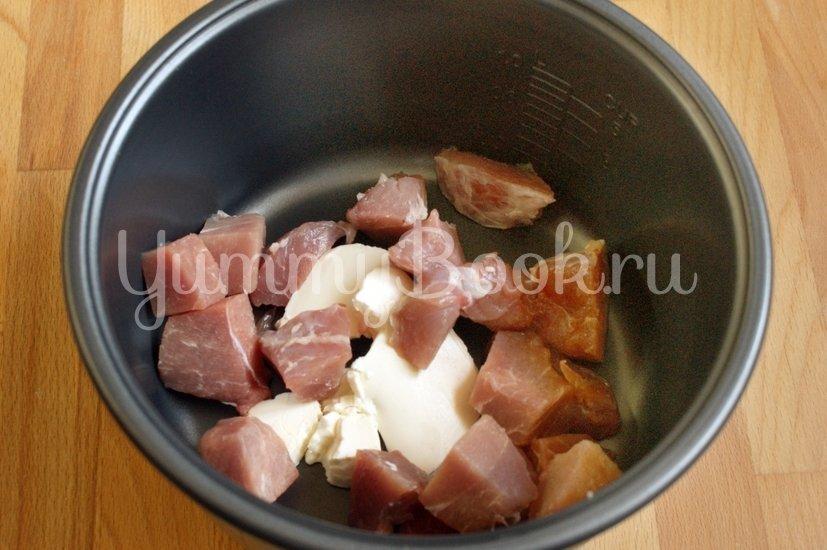 Гречневая каша с мясом в мультиварке - шаг 1