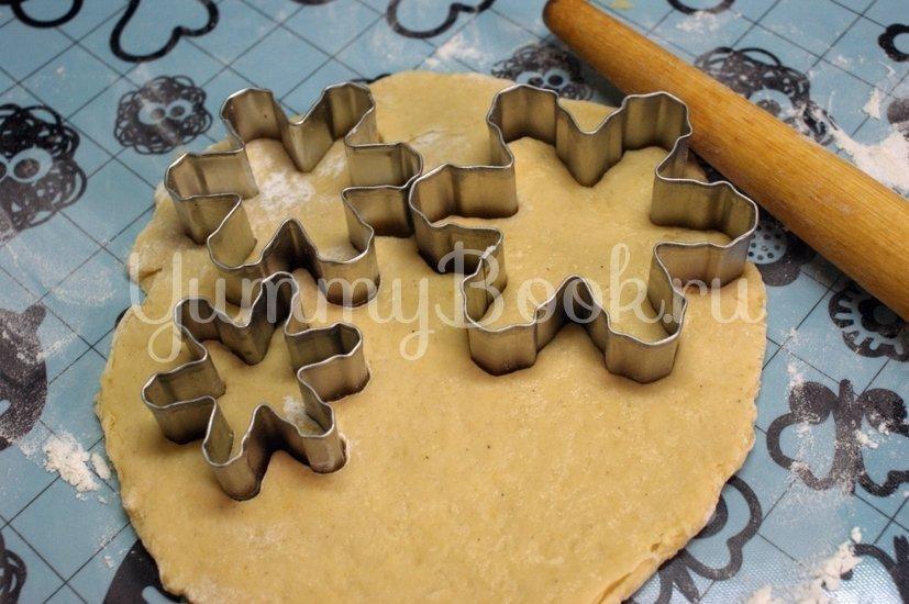 Ёлка из печенья - шаг 3