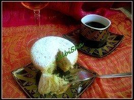 Бабовка или кекс с изюмом и орехами