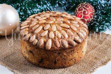 Рождественский кекс Dundee Cake - шаг 8