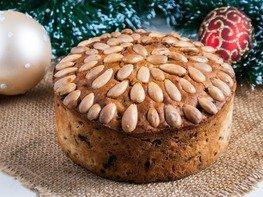 Рождественский кекс Dundee Cake
