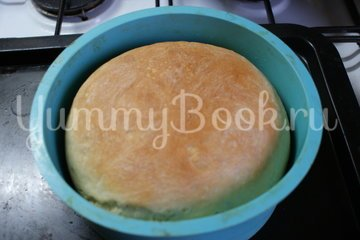 Пшеничный хлеб - шаг 7