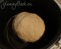 Пшеничный хлеб в мультиварке - шаг 3