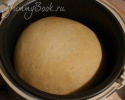 Пшеничный хлеб в мультиварке - шаг 5