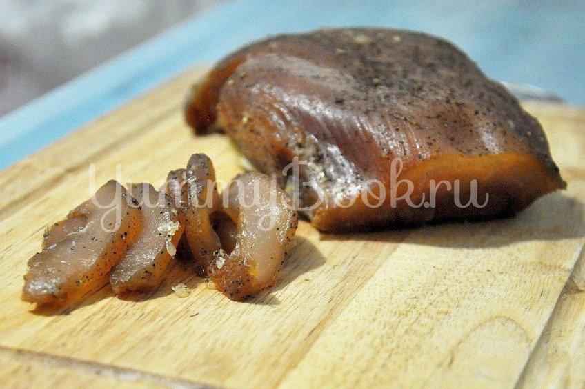 Вяленое куриное филе
