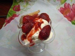 Десерт из маскарпоне