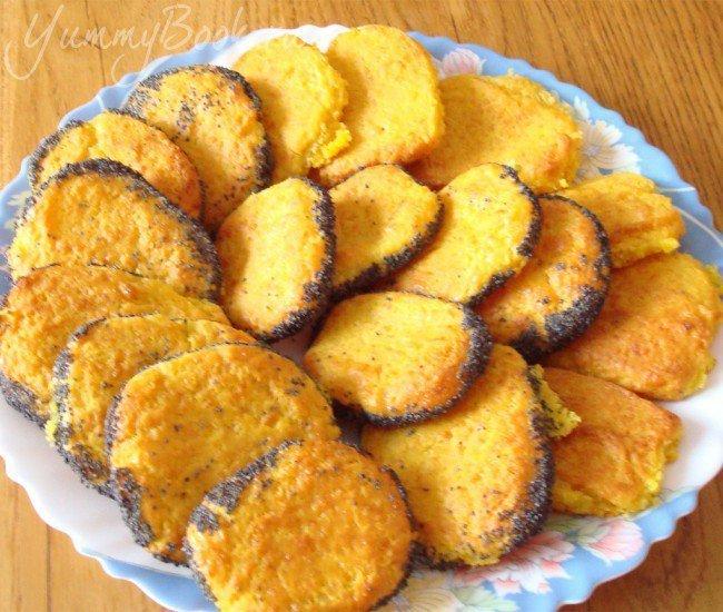 Сырное печенье с маком - шаг 4
