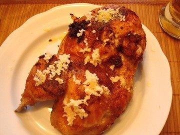Цыпленок (курица) табака