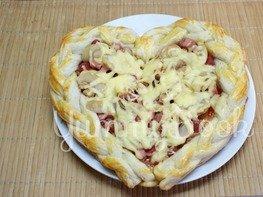 """Пицца  """"Для Влюбленных"""""""