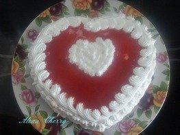 Торт Валентин