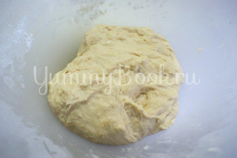 Пирог с мясом в мультиварке - шаг 2