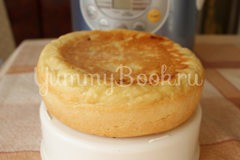 Пирог с мясом в мультиварке - шаг 8