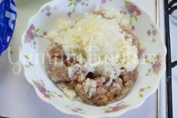 Пирог с мясом в мультиварке - шаг 3