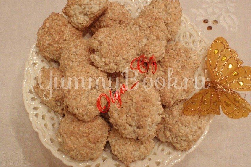 Кокосовое печенье  (польские КОКОСАНКИ)
