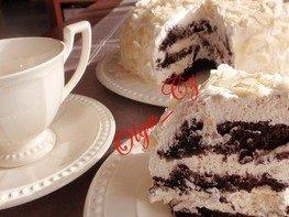Миндальный торт с Амаретто
