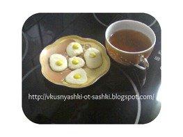 Глазунья к чаю (конфетки)