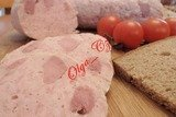 Домашняя ветчинная колбаса
