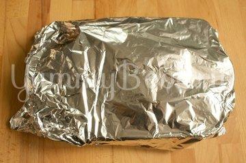 Запеканка куриная с картофелем, сыром и помидорами - шаг 5