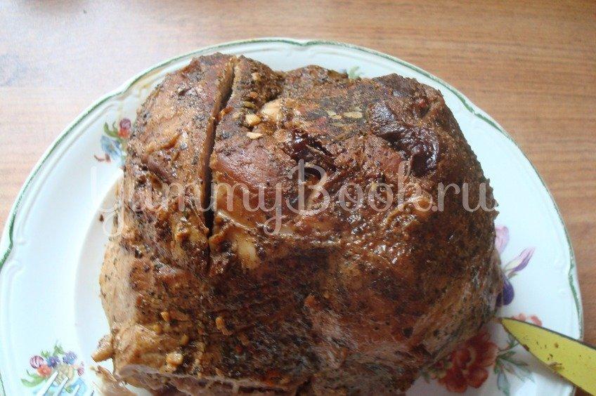 Буженина из свинины  в мультиварке