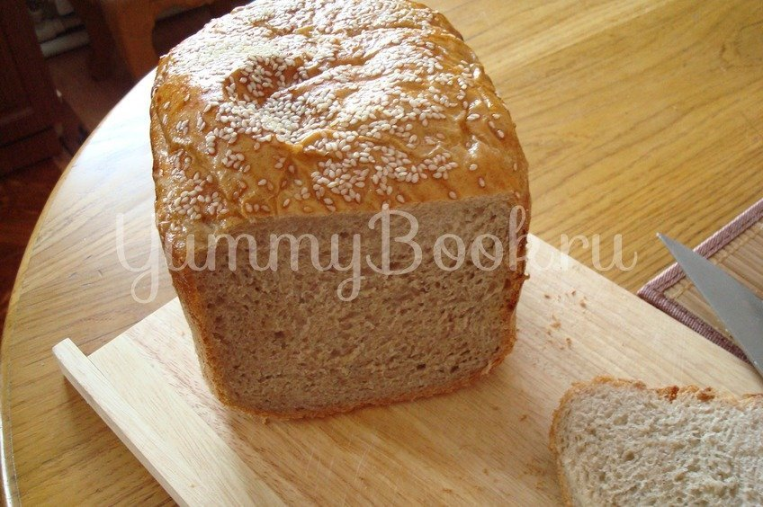 """Дарницкий хлеб на """"Тане"""" в хлебопечке"""