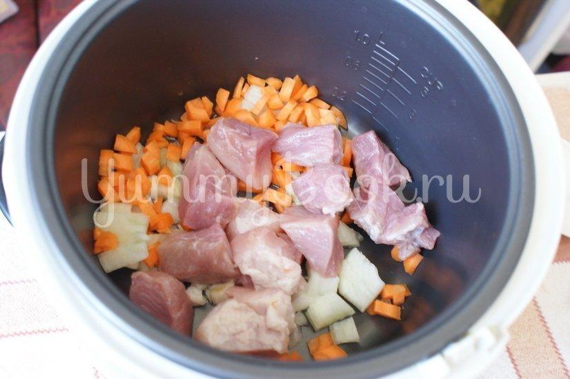 Гречневый суп в мультиварке - шаг 1