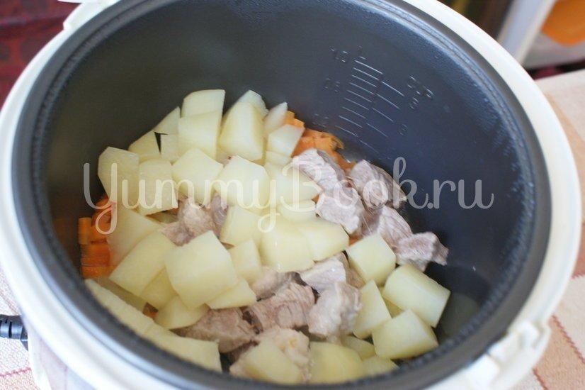 Гречневый суп в мультиварке - шаг 2