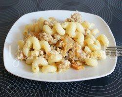 Рис по-флотски – кулинарный рецепт