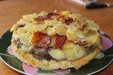Запеканка из картошки с мясом в мультиварке