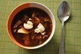 Суп из шиитаке